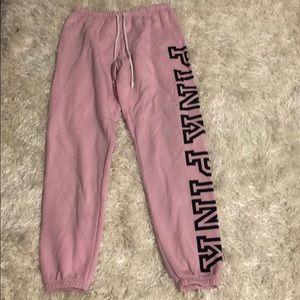 PINK sweatpants